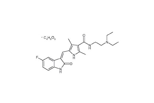 Chemical Modulators - Sunitinib - 10 mg #12328, Sunitinib