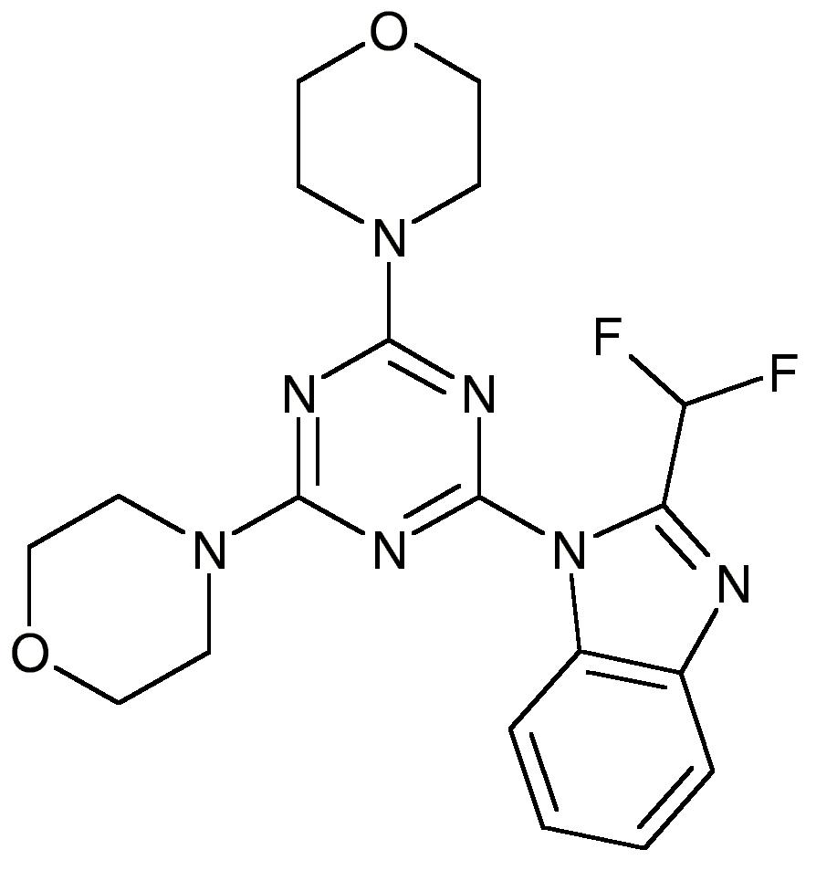 Chemical Modulators - ZSTK474 - 5 mg #13213 - Pi3k / Akt Signaling