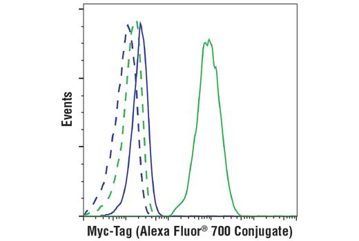 Monoclonal Antibody - Myc-Tag (71D10) Rabbit mAb (Alexa Fluor® 700 Conjugate) - 100 µl #42136 - Related Products