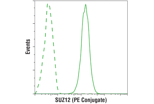 Monoclonal Antibody - SUZ12 (D39F6) XP® Rabbit mAb (PE Conjugate), UniProt ID Q15022, Entrez ID 23512 #73123, Chromatin Regulation / Acetylation