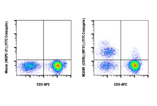 Monoclonal Antibody Flow Cytometry NCAM1