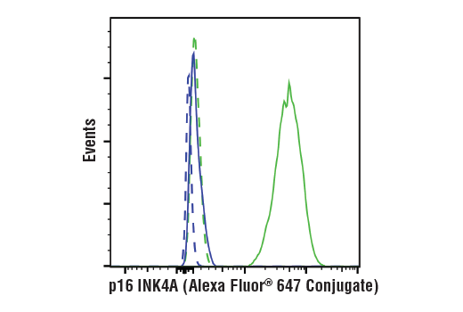 Monoclonal Antibody Flow Cytometry p16