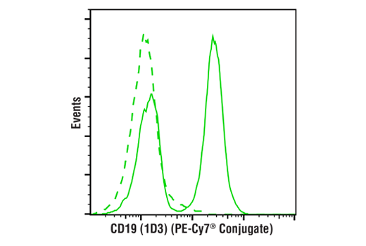 Monoclonal Antibody - CD19 (1D3) Rat mAb (APC Conjugate) - Flow Cytometry, UniProt ID P25918, Entrez ID 12478 #39831