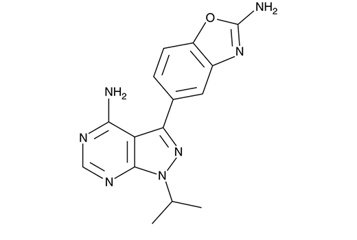 Chemical Modulators - INK128 - 5 mg #30690 - Pi3k / Akt Signaling