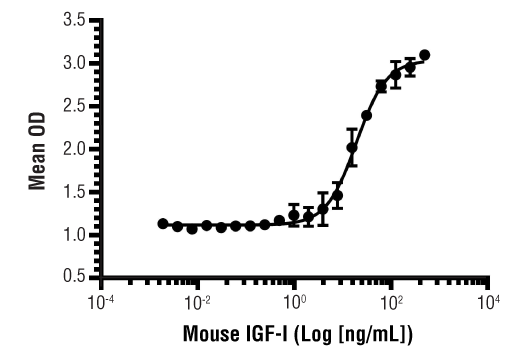 Image 1: Mouse IGF-I Recombinant Protein