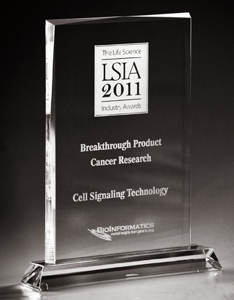 2011 LSIA Breakthrough Product Cancer Research Award