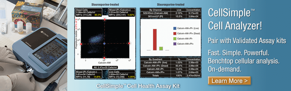 CellSimple Cell Analyzer