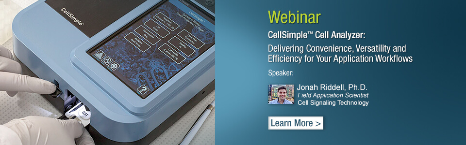 CellSimple™ Webinar