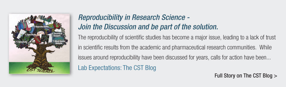 Reproducibility in Research Science - Join the Discussion and be part of the solution
