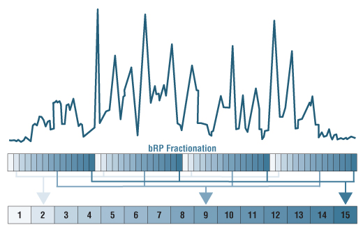 BRP Fractionation