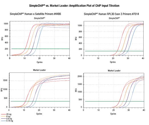 Chromatin Immunoprecipitation Workflow Solutions for ChIP